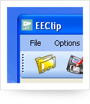 EEClip - Software per Windows